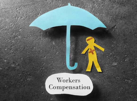 workers compensation paper cutouts